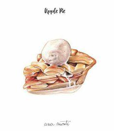 Ana Monti : Apple Pie