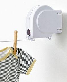 Whitmor Clothesline Retractable