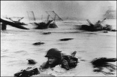 <> D-Day, Omaha Beach 1944