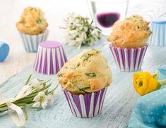 Bärlauch-Muffins - Rezept - ichkoche.at