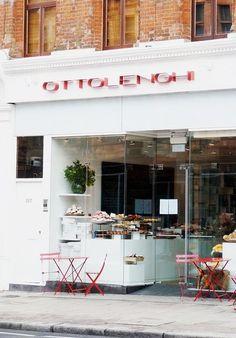 Ottolenghi, Upper St Islington
