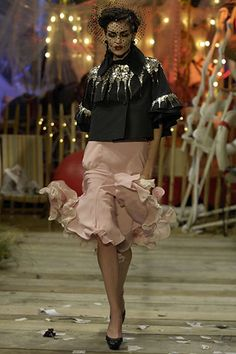 John Galliano Spring 2008 Ready-to-Wear - Collection - Gallery - Style.com