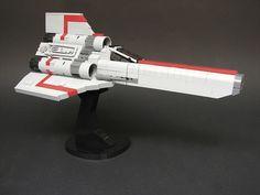 Viper from Battlestar Galactica