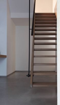 Staircase / Lensass Architects