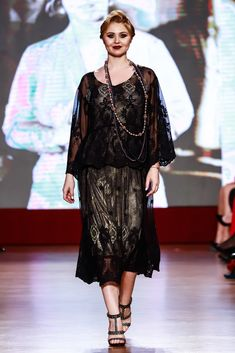 Maria, Regina Inimilor Fashion Show by Liza Panait Lace Skirt, Fashion Show, Skirts, Collection, Embroidery, Runway Fashion, Gowns, Skirt, Petticoats