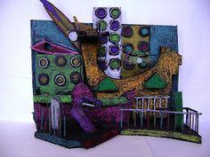 Room 9: Art!: Arden's Sculpture