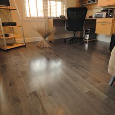 Maple charcoal stained floor: To do charcoal or go lighter for the stain?