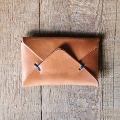 Envelope Wallet - Honey