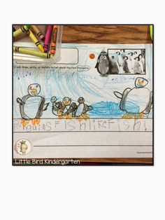 Penguin annotations, what a great start to making connections to text!