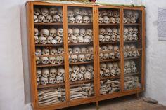 Nea Moni Monk Bones | Flickr - Photo Sharing!