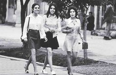 Young women in Kabul, Afghanistan, 1972 [[MORE]]cobb__salad: Until the conflict of the 1970s, the 20th Century had seen relatively steady progression for women's rights in the country. Afghan women were first eligible to vote in 1919 - only a year after women in the UK were given voting rights, and a year before the women in the United States were allowed to vote. In the 1950s purdah (gendered separation) was abolished; in the 1960s a new constitution brought equality to many areas of ...