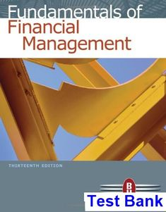 Solution manual for financial accounting 9th edition by harrison fundamentals of financial management 13th edition brigham test bank test bank solutions manual fandeluxe Choice Image