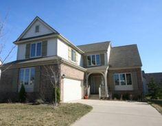 Country French Estates Community: Ann Arbor Michigan Real Estate 48103