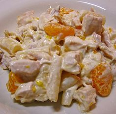 leckerer Geflügelsalat von HotTomBBQ auf www.rezeptwelt.de, der Thermomix ® Community
