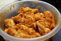 Grilled Honey Mustard Chicken Wings Recipe | Free Delicious Italian Recipes | Simple Easy Recipes Online | Dessert Recipes