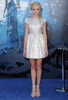 Peyton List Photos - 'Maleficent' Premieres in Hollywood - Zimbio