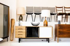 Charlotte Perriand Cansado Sideboard by Steph Simon - Original in Berlin