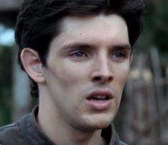 Windswept Merlin.