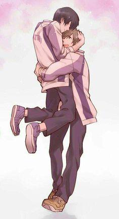 Gente!!! Diganne lo que piensan, Rinharu o Makoharu? Solo para fans de Free! :3, , , , ,