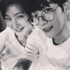 160706 - #BaekHyun Actress Park Ji Young's Instagram update (© queen_j.y.p)__#백현 #변백현 #엑소 #exok #exol #exo #byunbaekhyun