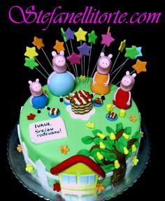 pepa pig cake | Flickr - Photo Sharing!