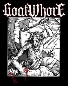Goatwhore; their melodies almost play like a rhythm section, it's unique.