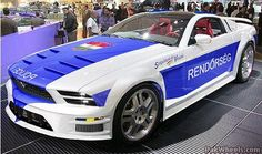 New Police cars -538550- Ford Mustang Shelby