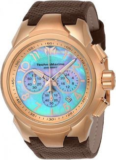 TechnoMarine Watch Sea Mens #add-content #bezel-fixed #bracelet-strap-leather #brand-technomarine #case-material-rose-gold-pvd #case-width-48mm #chronograph-yes #classic #date-yes #delivery-timescale-1-2-weeks #dial-colour-white #gender-mens #movement-quartz-battery #new-product-yes #official-stockist-for-technomarine-watches #packaging-technomarine-watch-packaging #style-dress #subcat-sea #supplier-model-no-tm-715025 #warranty-technomarine-official-2-year-guarantee #water-resistant-100m