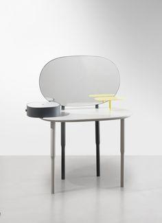 "Dressing table ""Muse"" Piergil Fourquié - Furniture Design - Edition Galerie Gosserez"