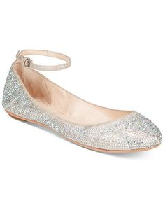 Image 1 of Blue by Betsey Johnson Joy Evening Flats