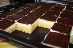 Krémeše (fotorecept) - obrázok 9 Sweet Desserts, Sweet Recipes, Russian Recipes, Beautiful Cakes, Macarons, Nutella, Tiramisu, Cheesecake, Food And Drink