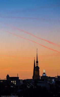 Himmel über Dortmund