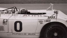 Porsche 917 Jo Siffert Porsche Michigan Can Am 1969