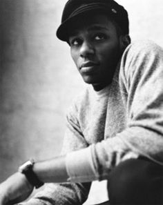 Mos Def. LOVE. Even if it's a sweatshirt, technically.