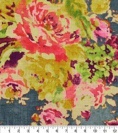 Covington Upholstery Fabric 55''-Charcoal Zoenull