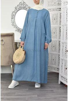 Modest Fashion Hijab, Modern Hijab Fashion, Muslim Women Fashion, Abaya Fashion, Fashion Outfits, Casual Maternity Outfits, Hijab Fashionista, Mode Hijab, Couture