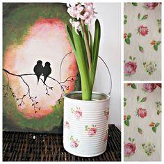 Twoje DIY - czyli zrób to sam: Wiaderko z puszki    http://twojediy.blogspot.com/2013/04/wiaderko-z-puszki.html