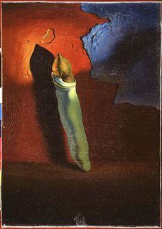 Pan antropomorfo, 1932 Salvador Dali