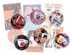 Almodovar per Illy Art Collection