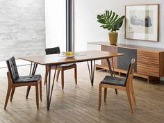 Buffet Mestiço, Mesa Nômade e Cadeira Félix | Fernando Jaeger Atelier