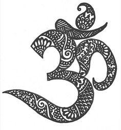 Ohm symbol tattoo idea