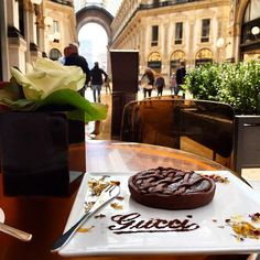 Gucci Café - Duomo - Milan, Lombardy