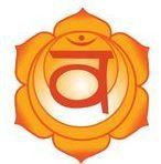 Chakra Svadisthana If I ever had the guts, would be on my right hip. 2nd Chakra, Sacral Chakra, Chakra Healing, Chakra Root, 7 Chakras, Reiki, Aura Cleansing, Chakra Symbols, Wheel Of Life