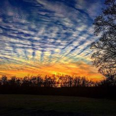 Good Morning East Texas! It's going to be a beautiful day.  Photo taken in Nacogdoches County by @fefedawn64.