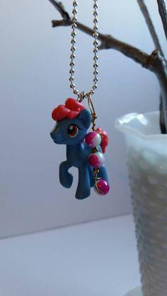 My Little Pony  necklace girls necklace girls by mydisheveledducks