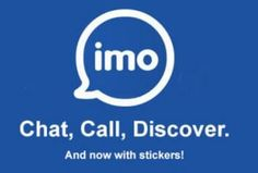 imo: Chat, Call, Discover