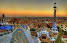 Anton Gaudi, Barcelona