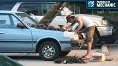 Stop Being A Coward And Fix Your Own Damn Car!