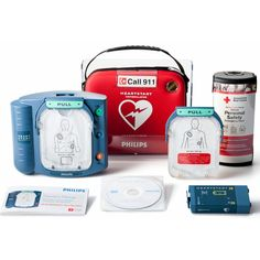 Philips Home Defibrillator, FDA approved and offered at an affordable price, a good investment for your home or office