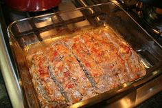 SCD Meatloaf, spinach and prosciutto stuffed chicken Crohns Recipes, Scd Recipes, Beef Recipes, Ground Meat, Paleo Dinner, Dinner Recipes, Family Meals, Family Recipes, Spinach Frittata